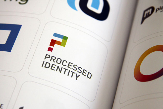 Processed Identity Logo by Ottawa Graphic Designer idApostle
