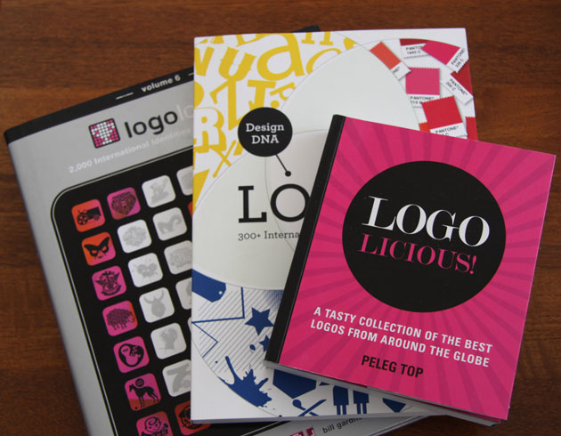 idApostle Logos in Three New Design Books