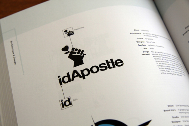 dApostle Logo by Ottawa Graphic Designer idApostle