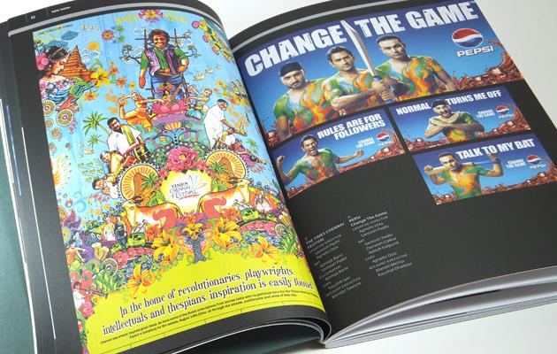 Kyoorius Magazine Spread 2