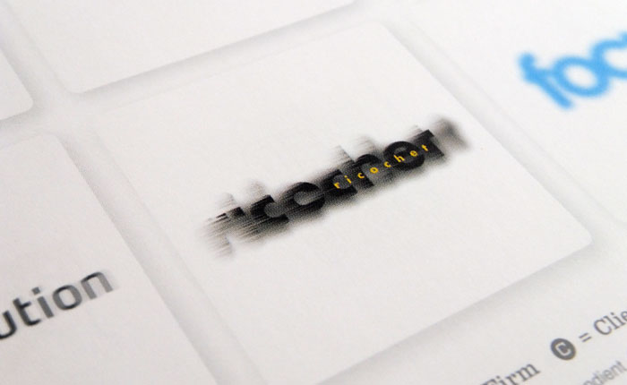 idApostle Ricochet Logo in LogoLounge Type and Calligraphy