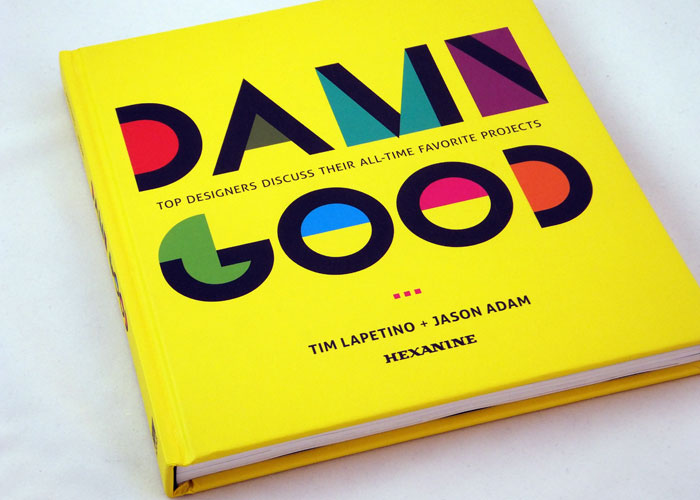 Graphic Of Book Cover ~ Damn good branding work idapostle