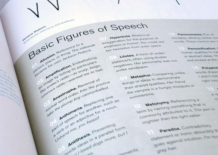Graphic Design Thinking Figures of Speech