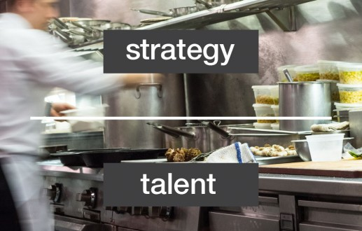 Strategy Will Compensate the Talent