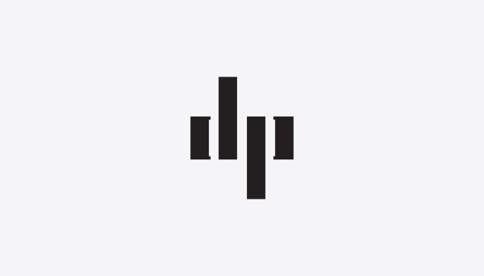 dp electric branding and logo design