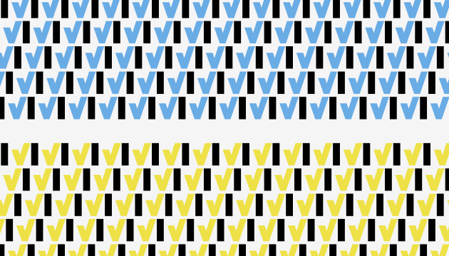 Brand Pattern by Ottawa Graphic Designer idApostle for Web Development Company Modernreach