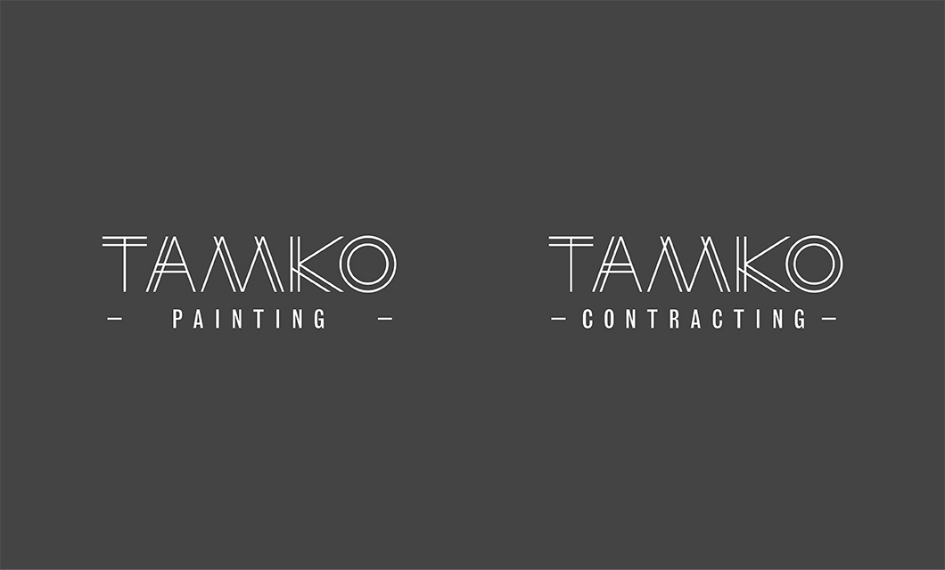 Naming Extensions for Ottawa-based painting and contracting company Tamko by idApostle