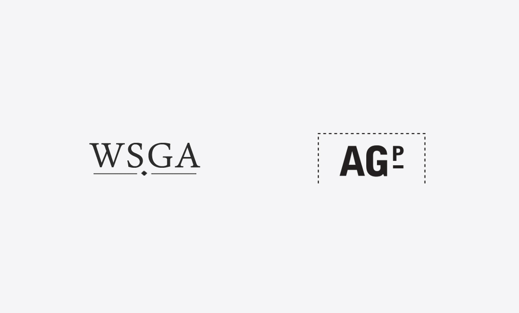 Branding before and after for Ottawa law firm Abergel Goldstein & Partners by idApostle