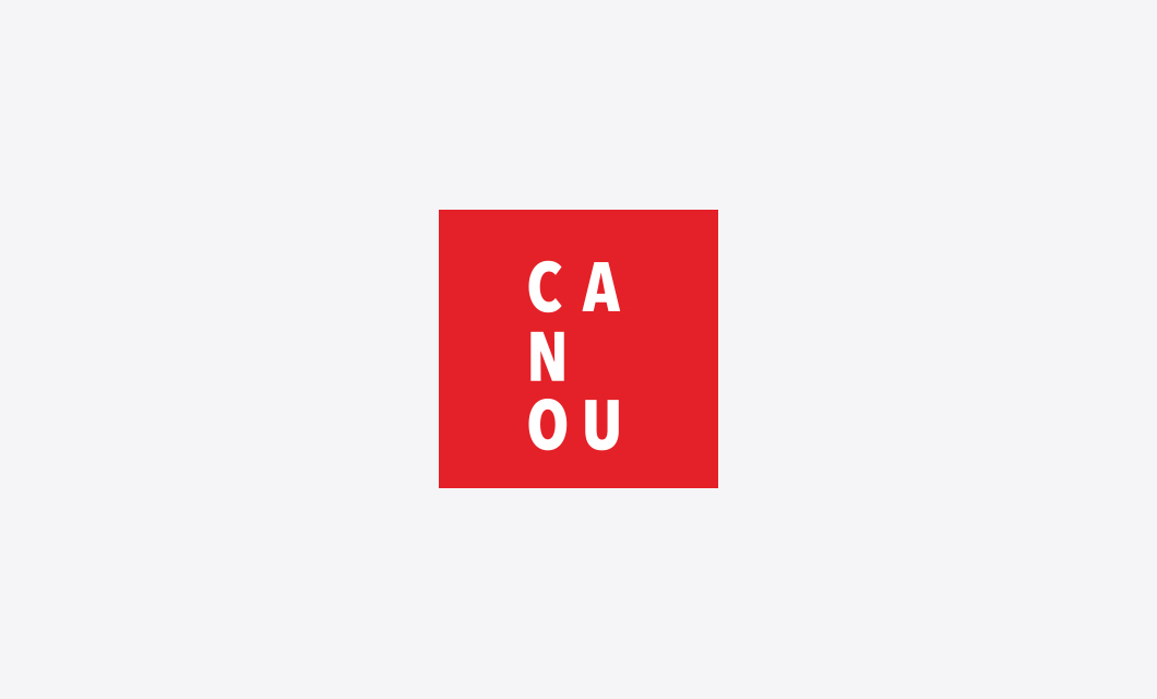 Logo (colour) for Canou by Ottawa Graphic Designer idApostle