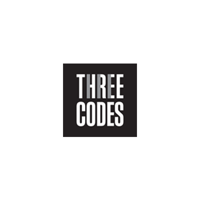 Three Codes Logo