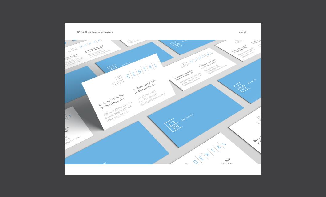 150-Elgin-Dental-design-presentation-deck_Business-Card-Option-B