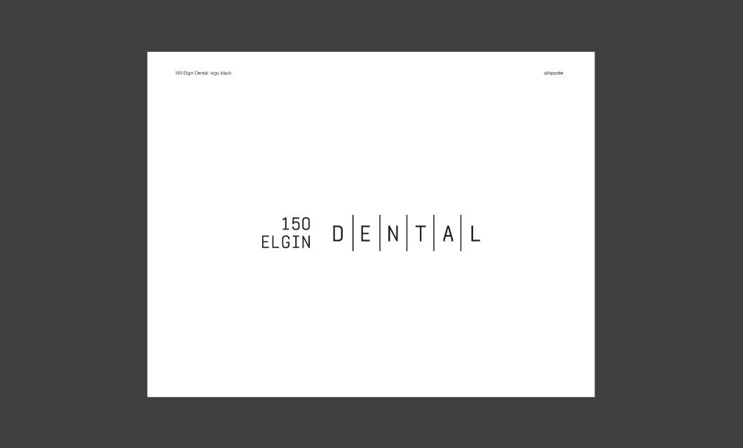 150-Elgin-Dental-design-presentation-deck-Logo-Black