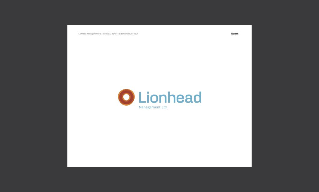 Alternative-concept-lionhead-branding-deck-Logo-colour