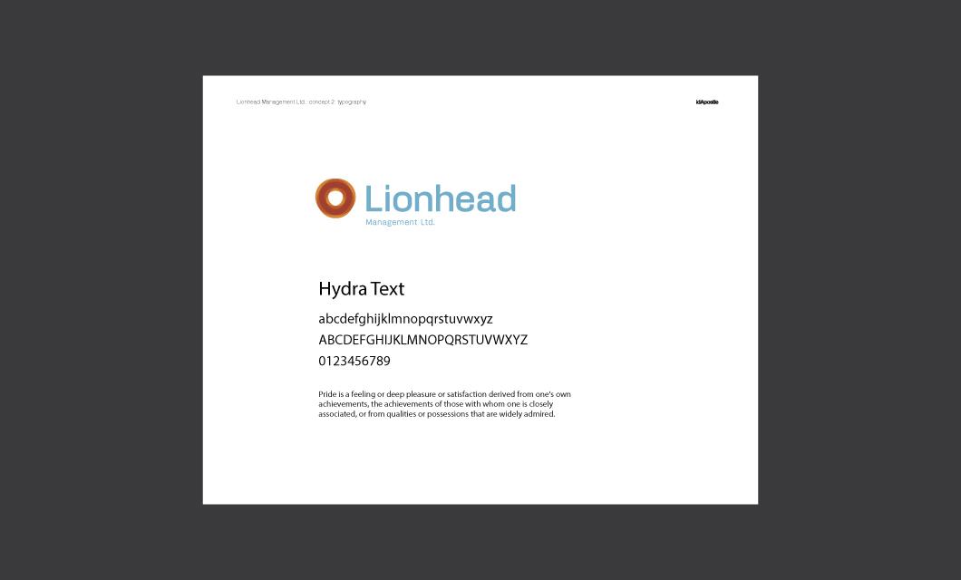 Alternative-concept-lionhead-branding-deck-Typography