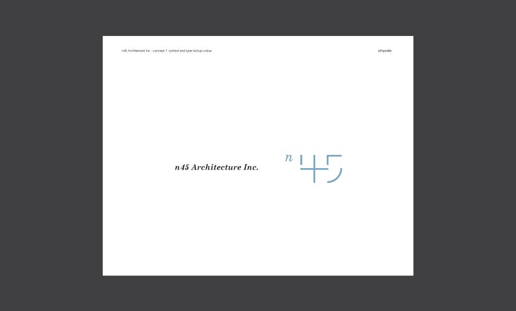 N45-Architecture-Branding-Presentation-Deck-01_Lockup-Colour