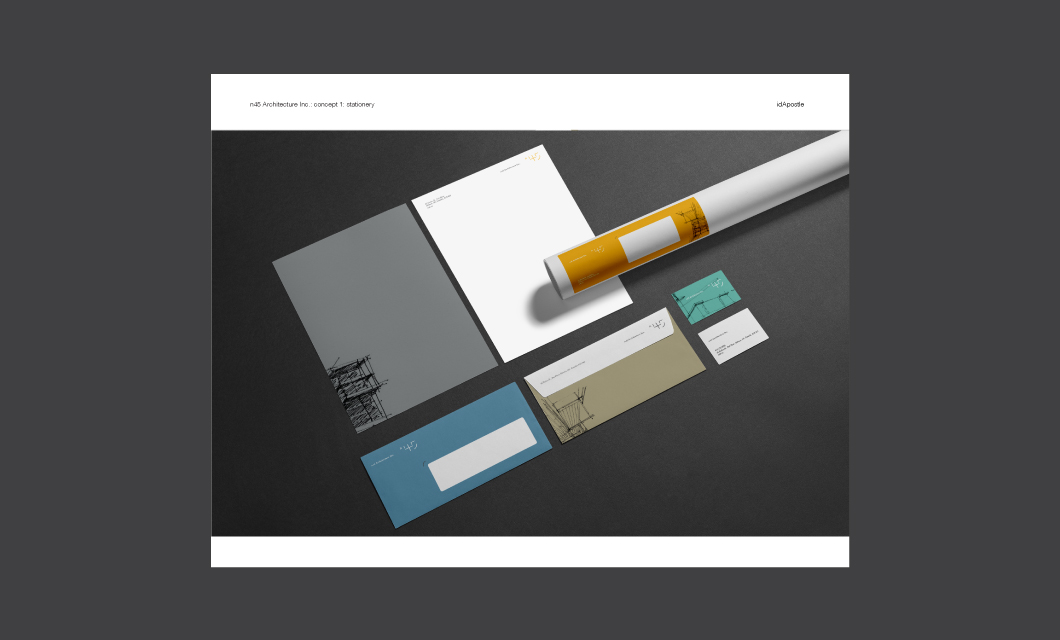 N45-Architecture-Branding-Presentation-Deck-01_Stationery