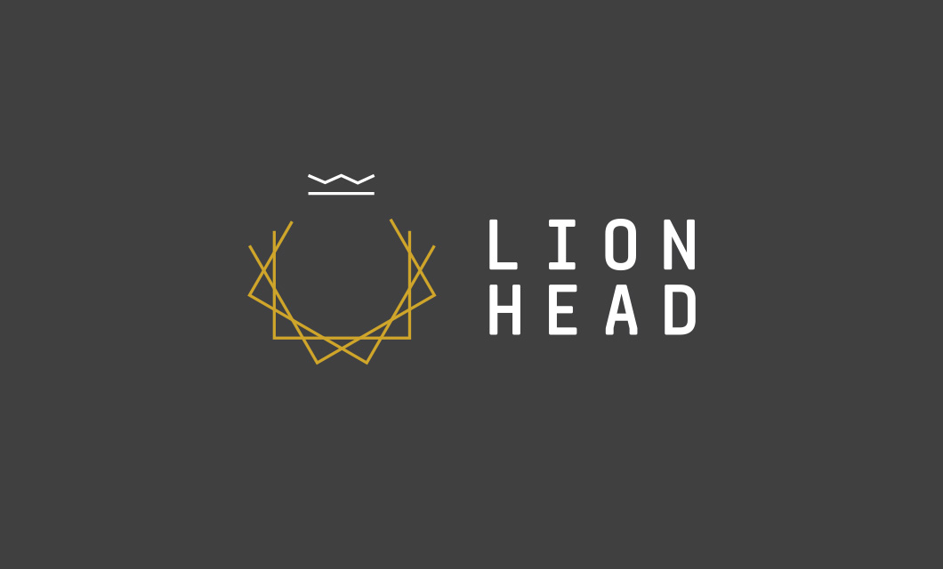 lionhead logo design tagline and rebranding idapostle