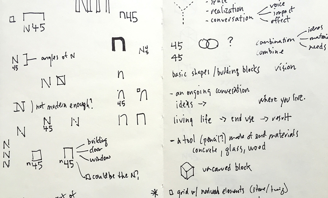 The Role of Sketching in Logo Design