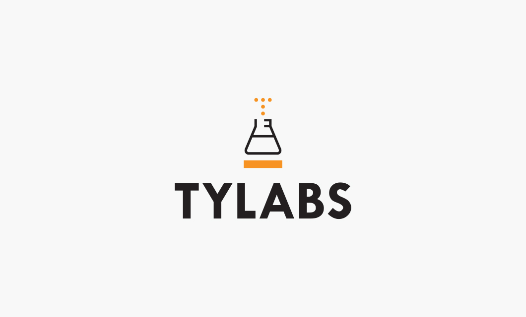 TyLabs logo redesign by Ottawa graphic designer idApostle