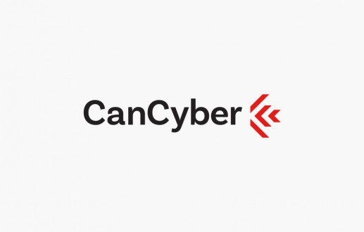 New Work: Logo Design for CanCyber, A Canadian Cyber Threat Intelligence Company