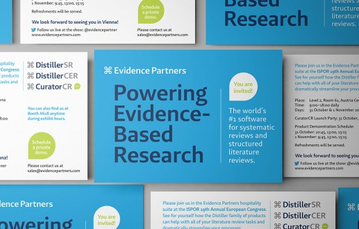New Work: Ottawa Software Company Evidence Partners Brand Refresh