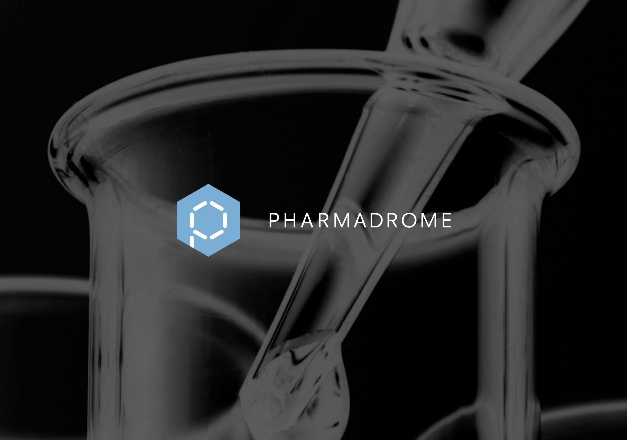 Pharmadrome, a pharmaceutical recruitment consultancy by Ottawa Graphic Design Studio idApostle