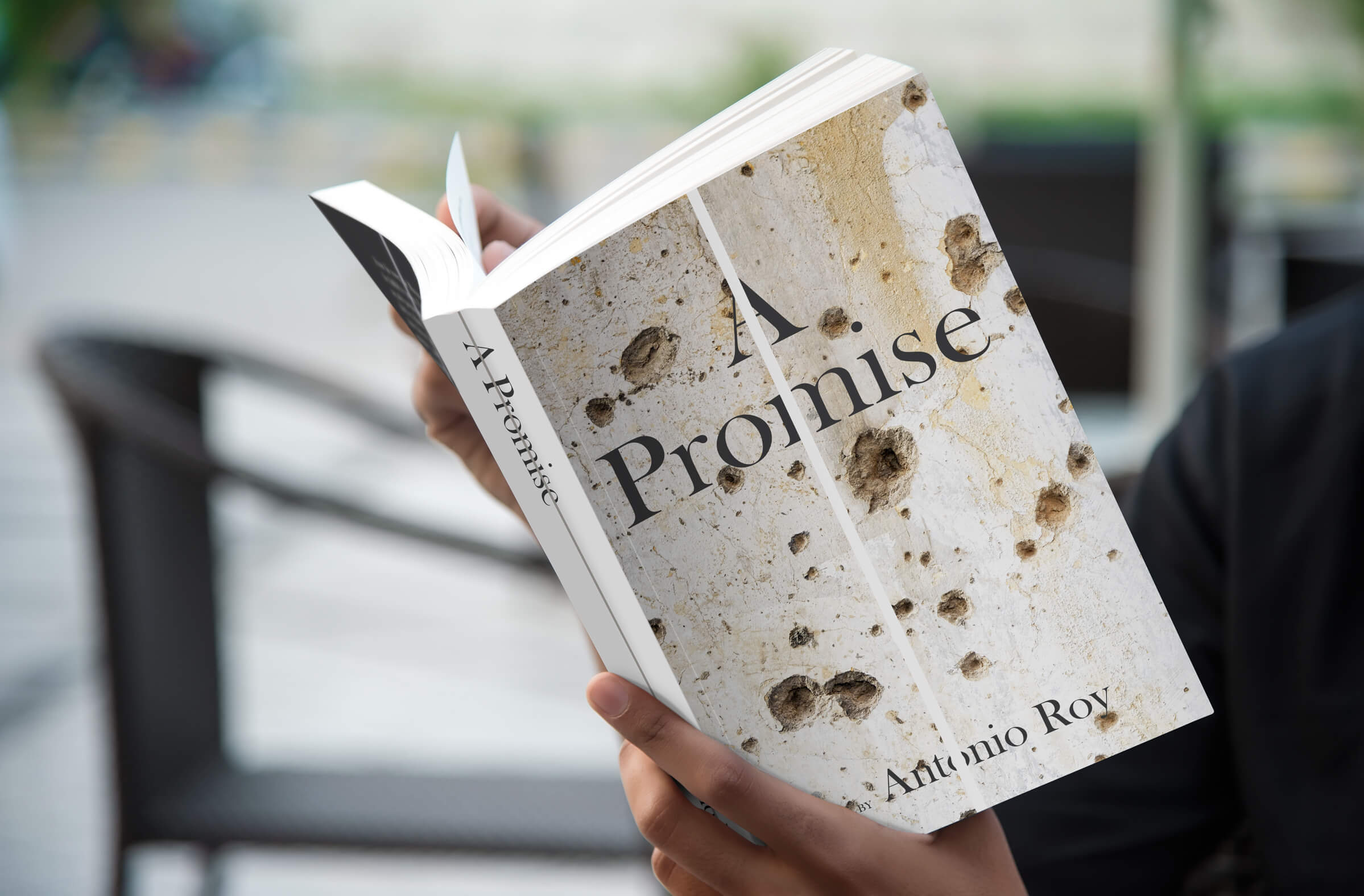 A Promise Book Cover Design 1 by Ottawa Graphic Designer idApostle