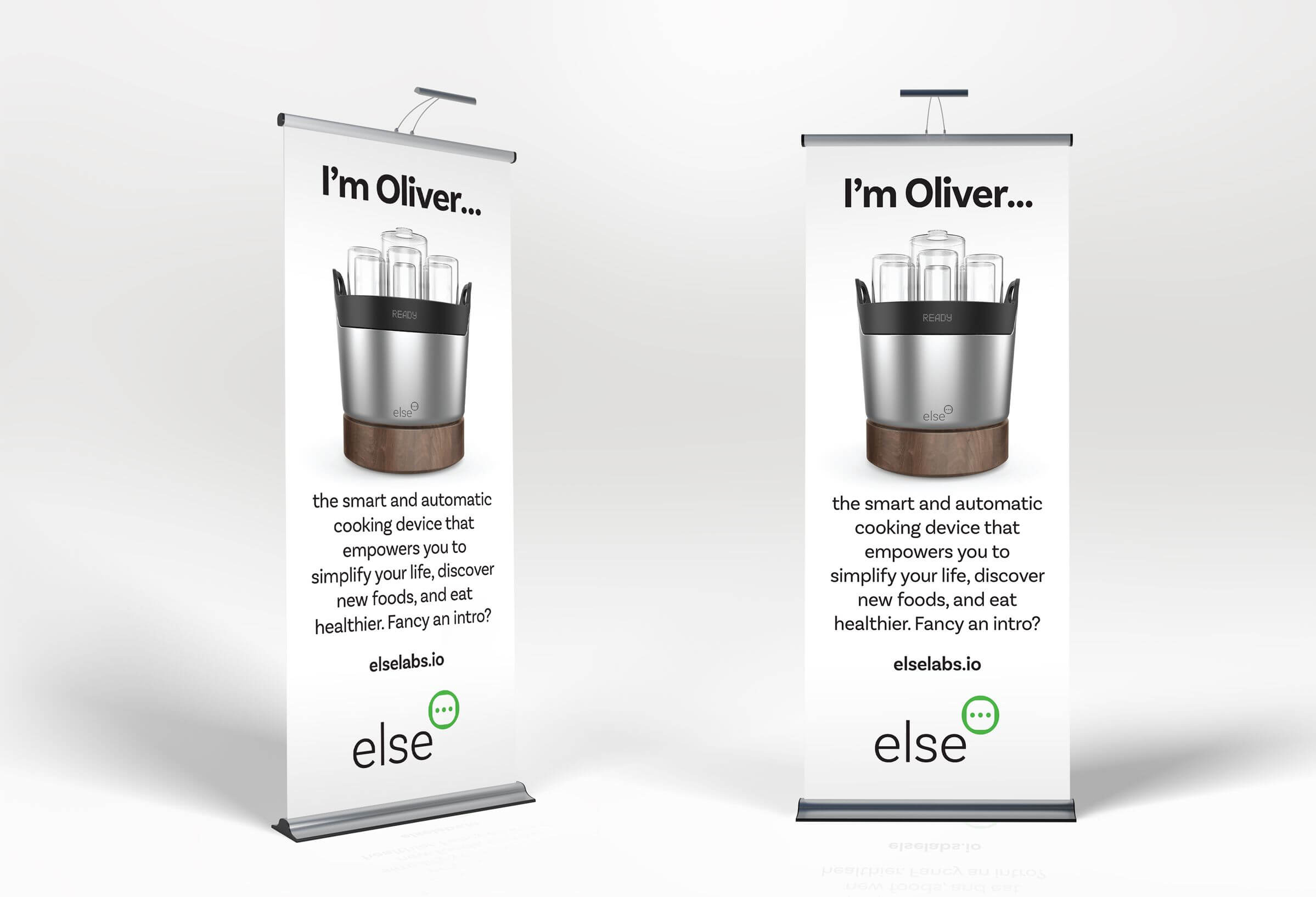 Else Labs banner by Ottawa graphic designer idApostle