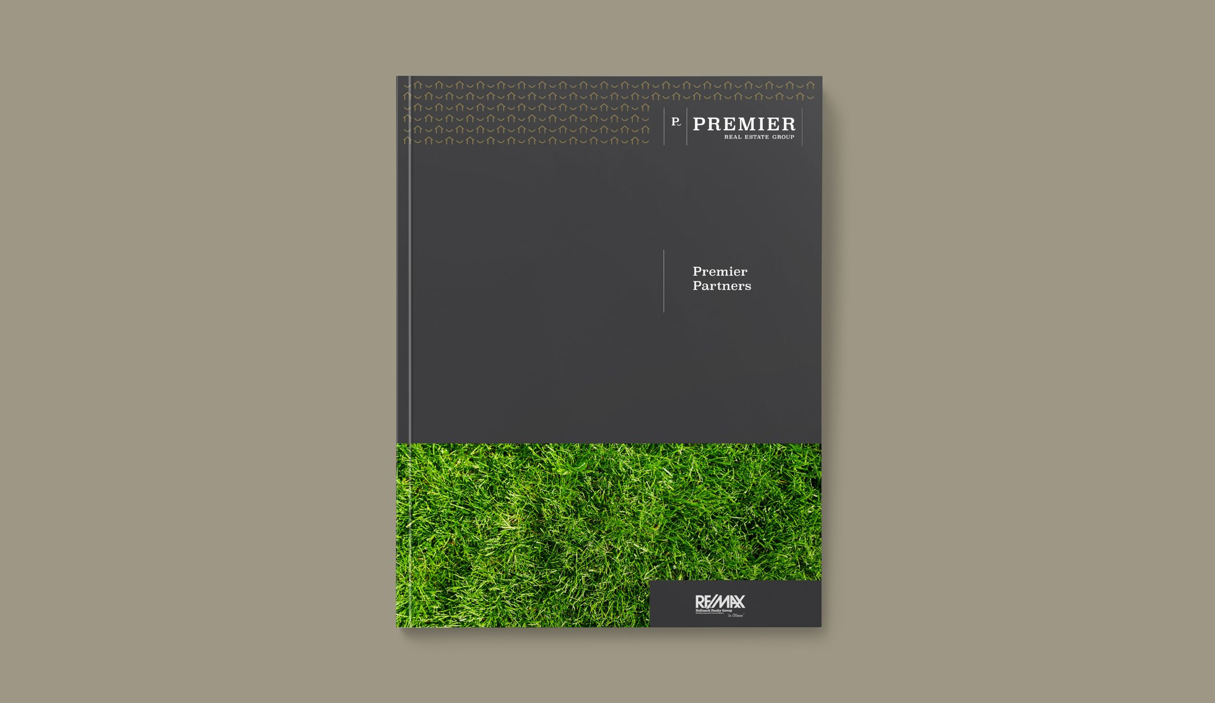 Brochure 3 for Premier Real Estate, a realtor by Ottawa Graphic Designer idApostle