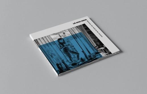 New Work: CD Album Artwork and Logo Design for Singer/Songwriter Ché Aimee Dorval