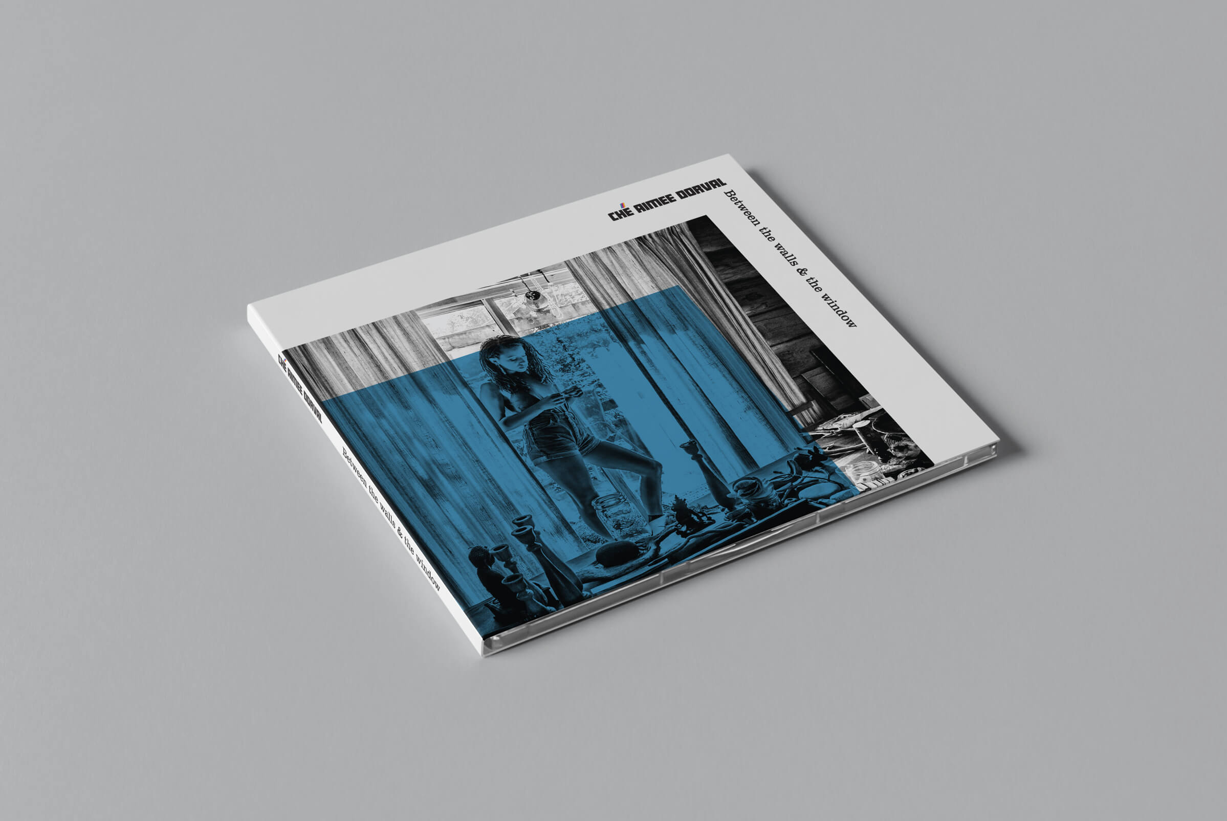 Album cover design for Ché Aimee Dorval by Ottawa Graphic Designer idApostle