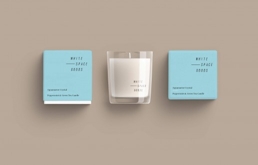 Whitespace Goods branding for Ottawa-based handmade knitware and decor by graphic designer idApostle