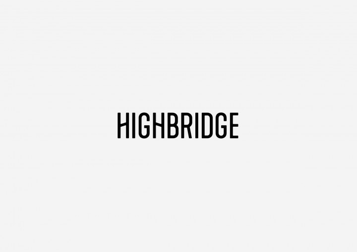 Highbridge Construction: Logo design and branding