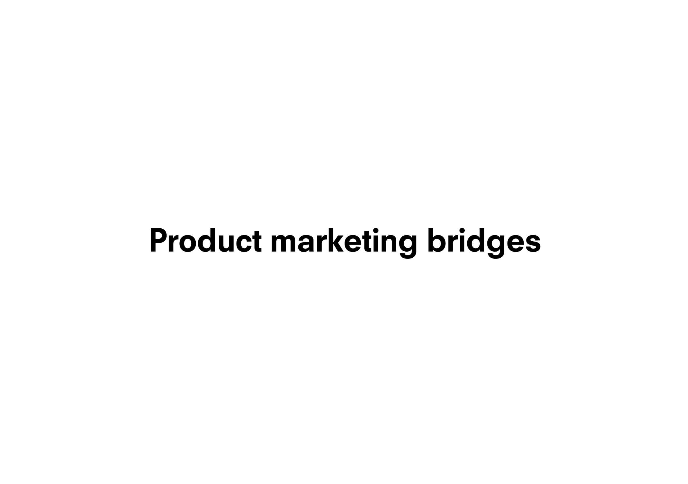 Product M tagline for New York-based product marketing company by Ottawa graphic designer idApostle